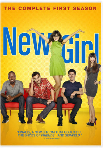 New Girl: Season 1 DVD Movie