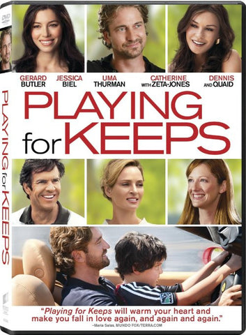 Playing for Keeps (+UltraViolet Digital Copy) DVD Movie