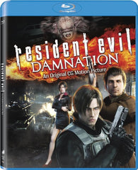 Resident Evil - Damnation (+ UltraViolet Digital Copy) (Blu-ray)