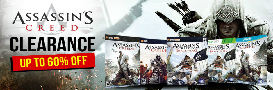 New Arrivals in Games! Up to 60% off!