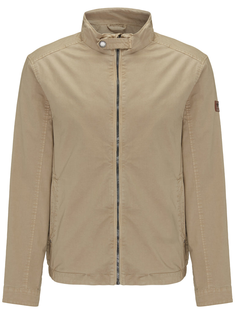 FYNCH HATTON® Cotton Casual Jacket/Beige - New SS19