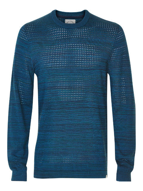 Matinique Lennon Urban Cotton Crew Knit/Poseidon