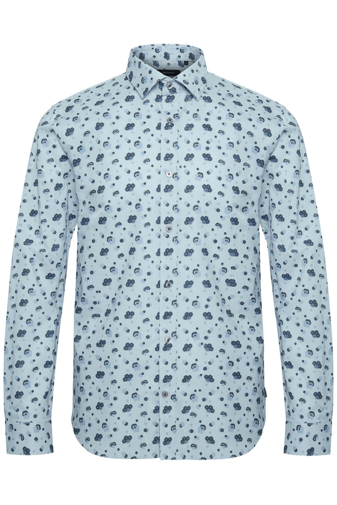 Matinique® Trostol Flower Print/Sky Blue - New SS21
