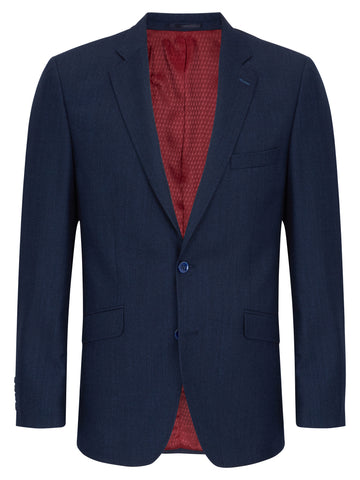 DOUGLAS® Valentino Wool Blend Jacket/Navy - SS20 SALE