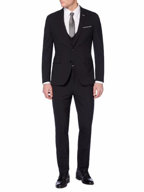 REMUS UOMO® Luca Slim Fit Mix & Match Suit/Black - CORE SS19