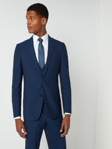 REMUS UOMO® Luca Slim Fit Mix & Match Suit/Blue - CORE SS19