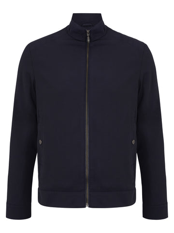 DOUGLAS® DELMAR Casual Summer Jacket/Dark Blue - New SS20