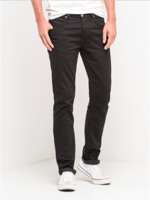 Lee® DAREN Regular Jeans/Clean Black - CORE SS19