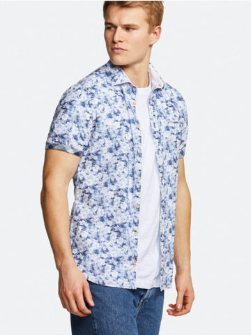 COLOURS & SONS® YURI Floral Shirt - New SS20