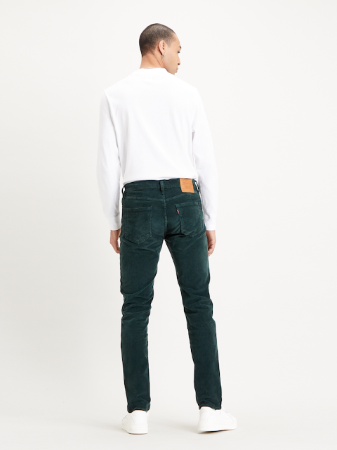 Levi's® 511™ Slim Fit Corduroy Jeans/Scarab Stretch - New AW20
