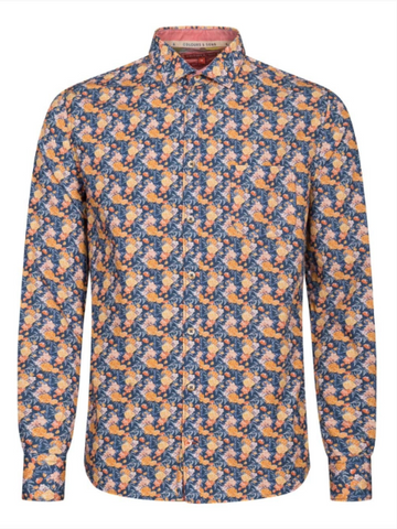 COLOURS & SONS® Thomas  Floral Shirt - New AW20