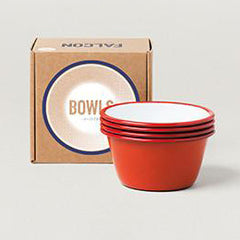 Falcon Bowls - Red