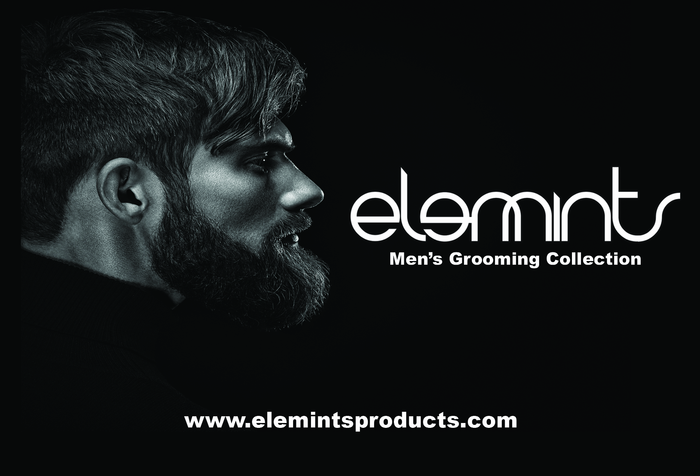 Elemints Mens Grooming Products.