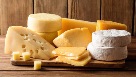 Cheese - Unhealthy Fat