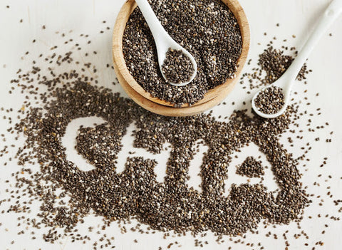 Chia Seeds - Healthy Fat