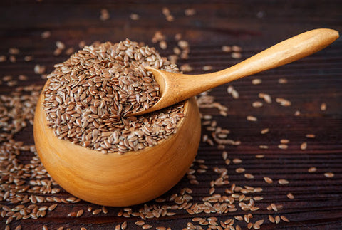 Flax Seeds - Healthy Fat