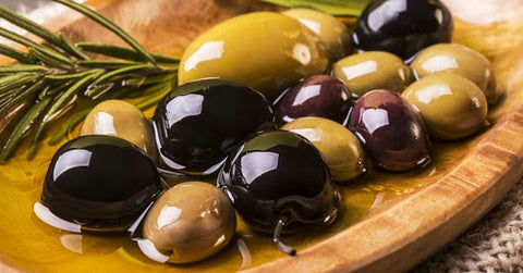 Olives - Healthy Fat