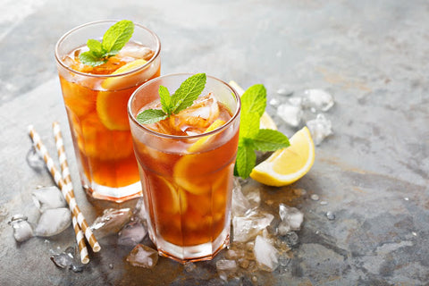 Chilled Keto Iced Tea