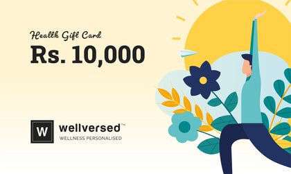 Health Gift Card - Rs. 10,000