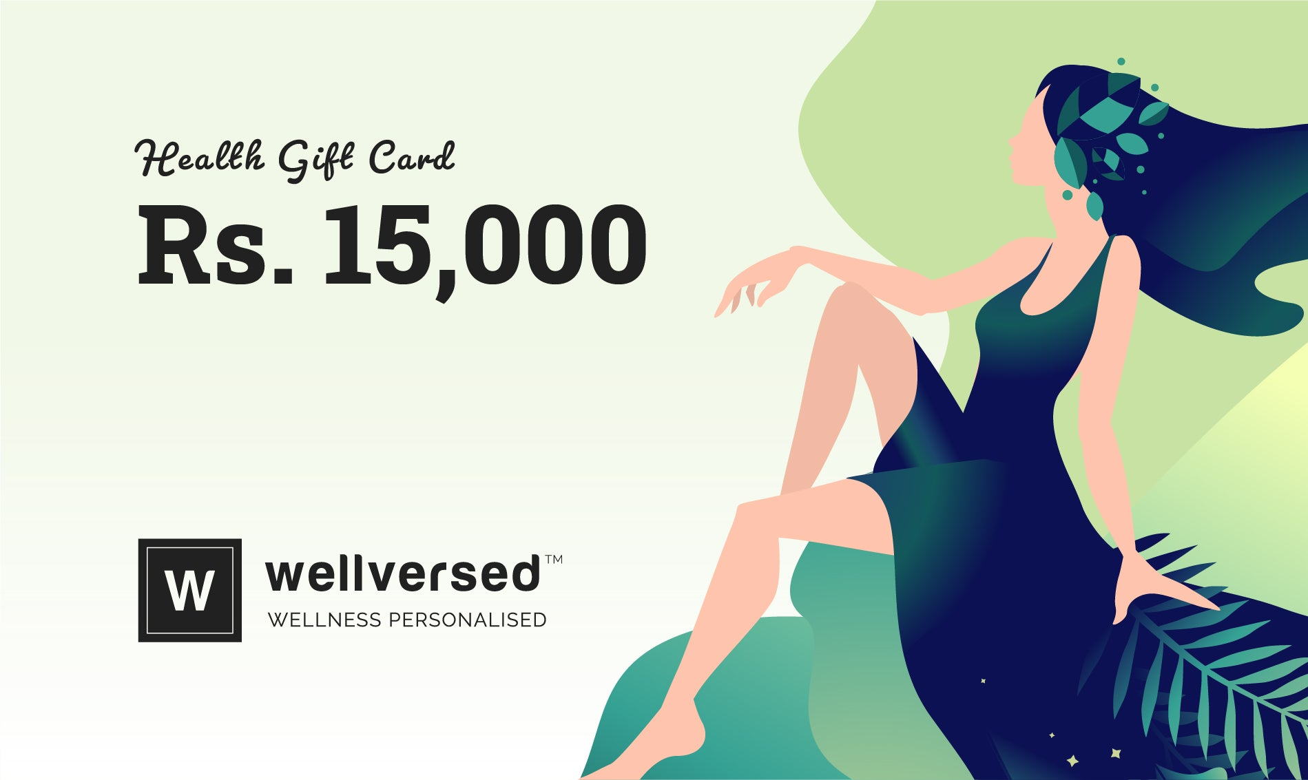 Health Gift Card - Rs. 15,000