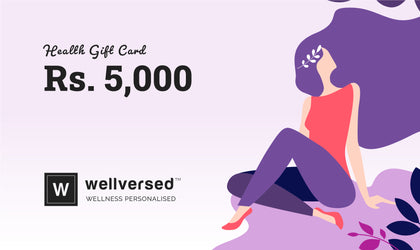 Health Gift Card - Rs. 5,000