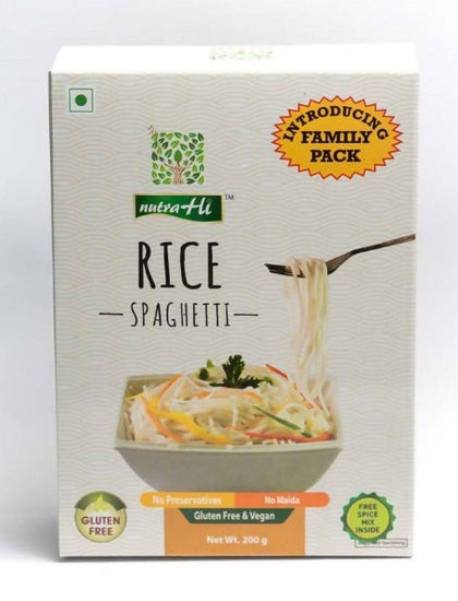 RICE SPAGHETTI 200G * 2 packs