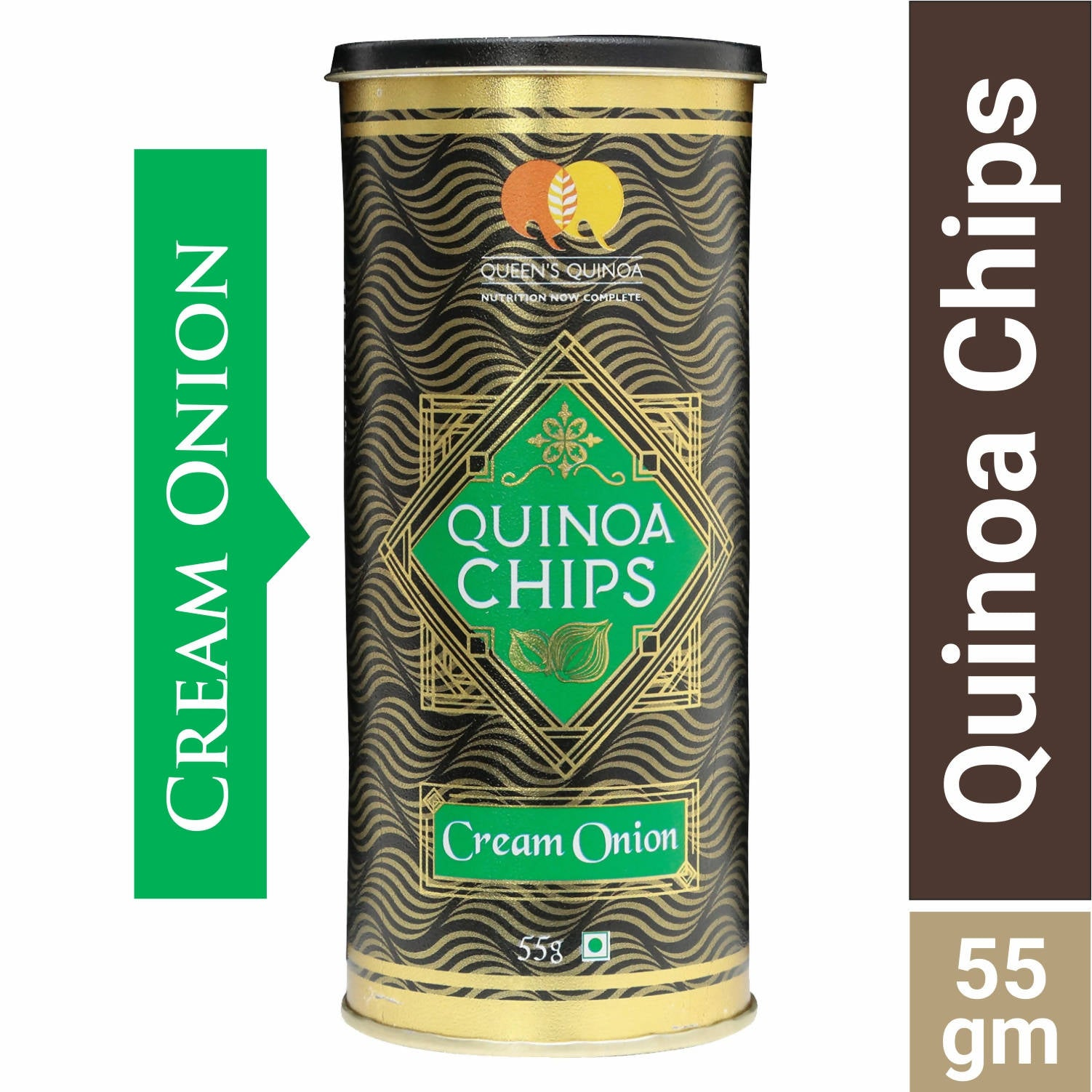 Quinoa Chips (Pack of 3pc)