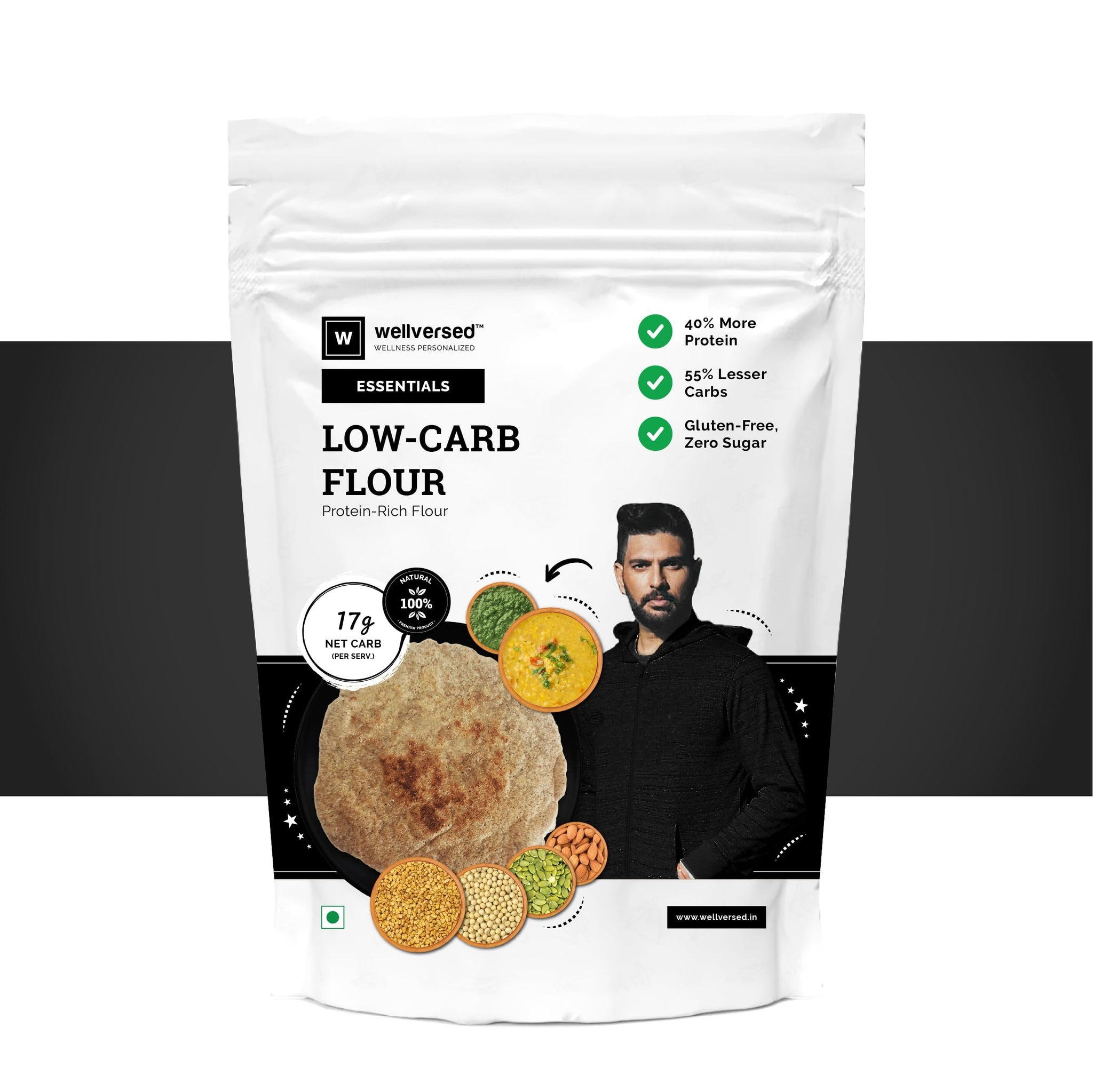 Essentials | Low Carb Flour | Gluten Free