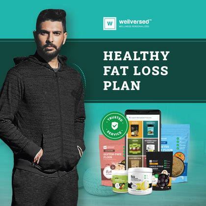 Healthy Fat Loss Plan - Diet Consultation & Nutrition Products | Easy To Follow | 100% Natural
