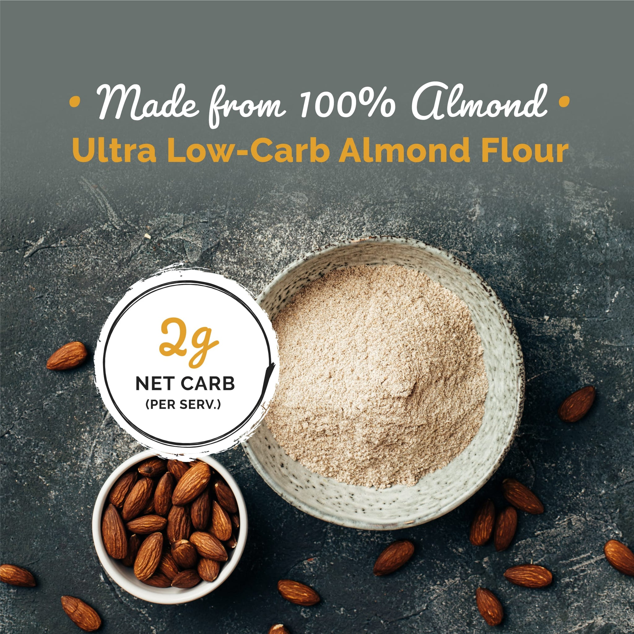 Ketofy Almond Flour | Ultra-Low Carb