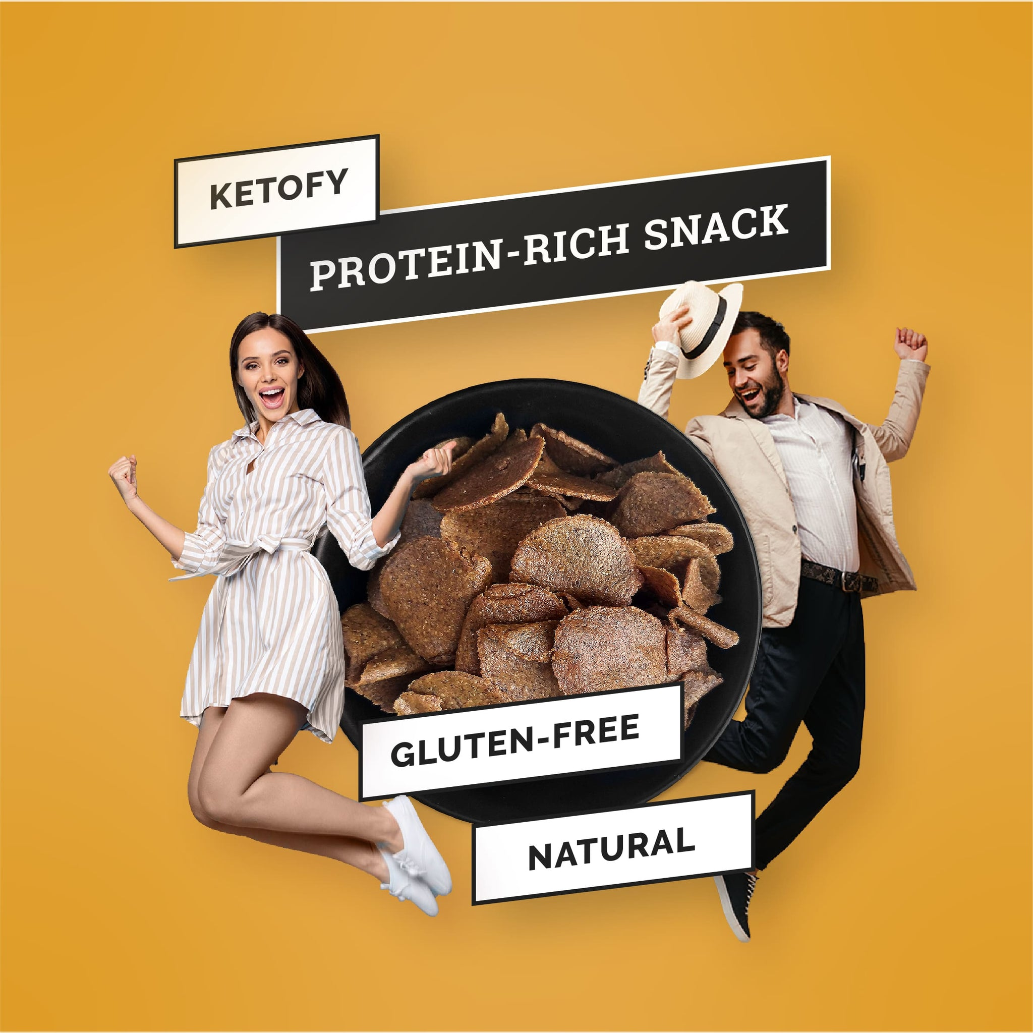 Ketofy Chips | Ultra Low Carb