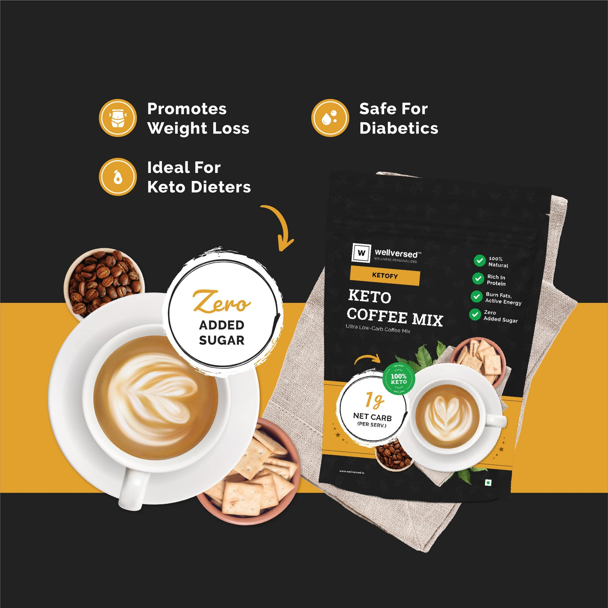 Ketofy Coffee Mix