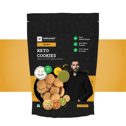 Ketofy Cookies | Ultra Low Carb