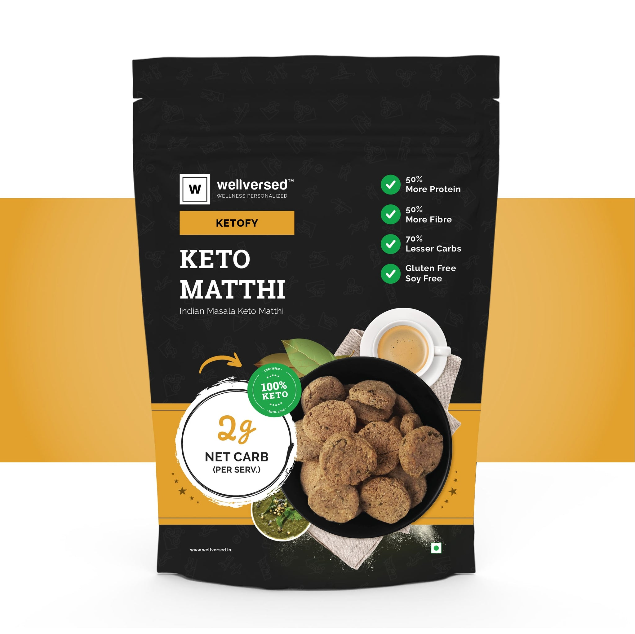 Ketofy Matthi | Ultra Low Carb