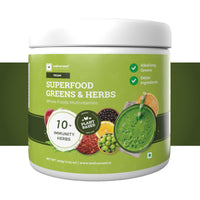 Wellversed - Superfood Greens & Herbs | Wholefood Multivitamins