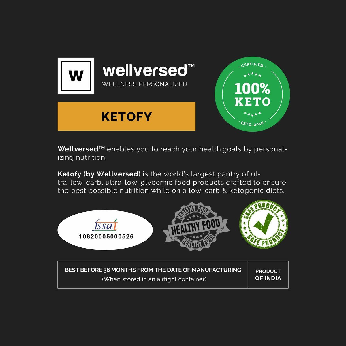 Ketofy Boosters | Advanced Weight Loss Supplement