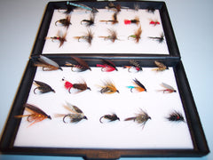 BOXED FISHING FLY SETS