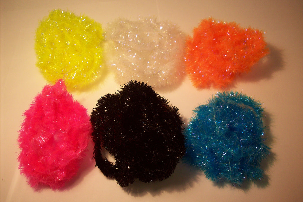 Standard UV Blob Fritz Assorted Colours from Flymakers