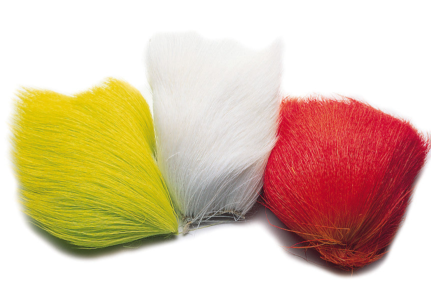 Deer Belly Hair Dyed Assorted Colours
