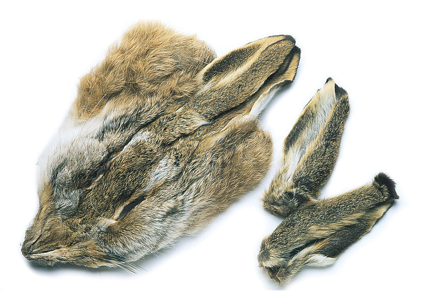 Hare's Mask With Ears