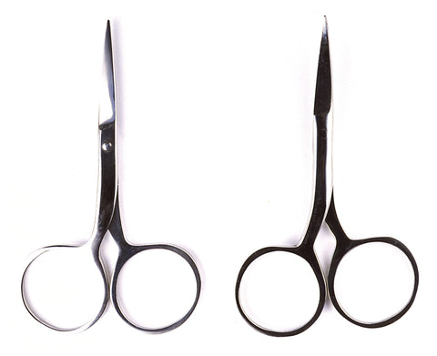 Veniards Scissors Straight & Curved Blades