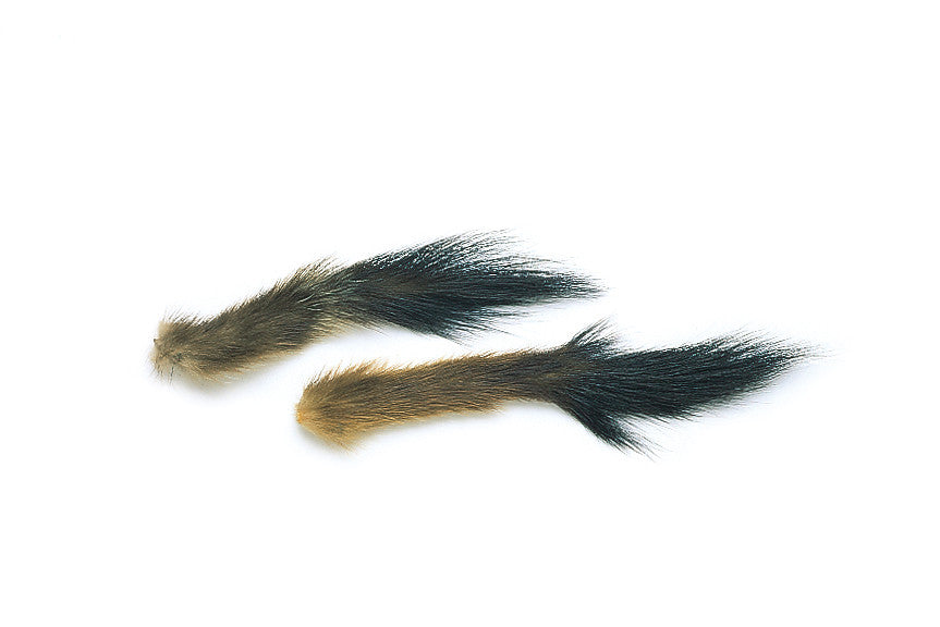 Natural Stoats Tail