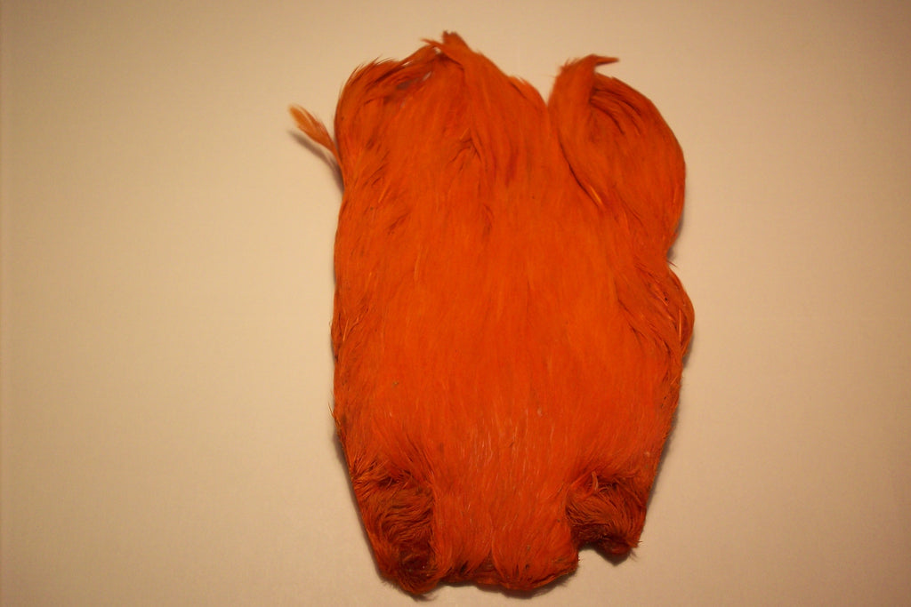 Indian Hen Capes Dyed Colours From Veniards