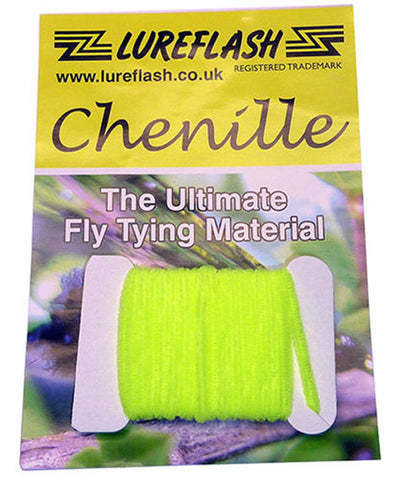 Lureflash/Veniards Suede Chenille Assorted Colours