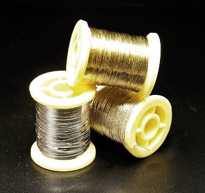 Veniards Solid Wires in Gold & Silver Assorted Sizes