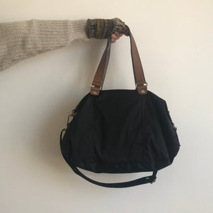 Vive La Difference  Borsa OFF TOWN Nylon rigenerato
