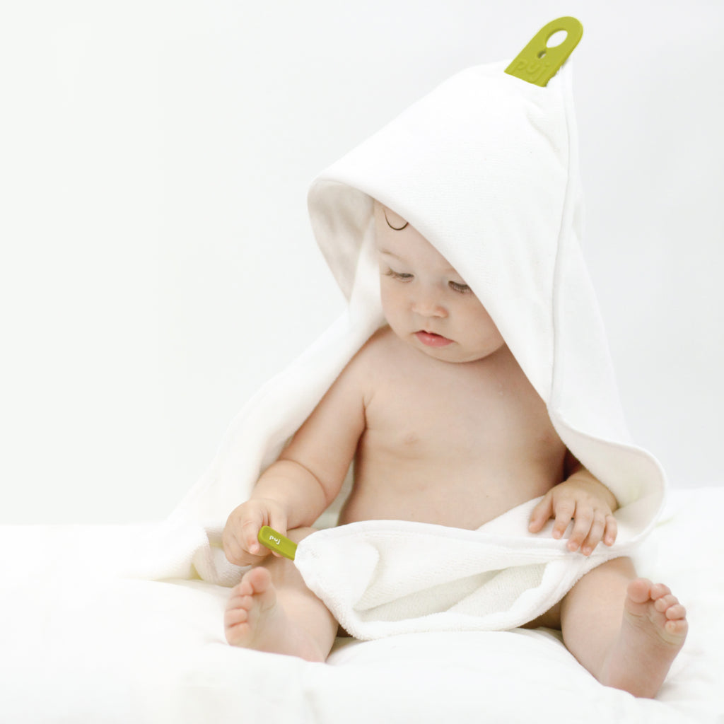 Puj Hug - Baby Hooded Towel - Bath - Puj | Simplifying Parenthood