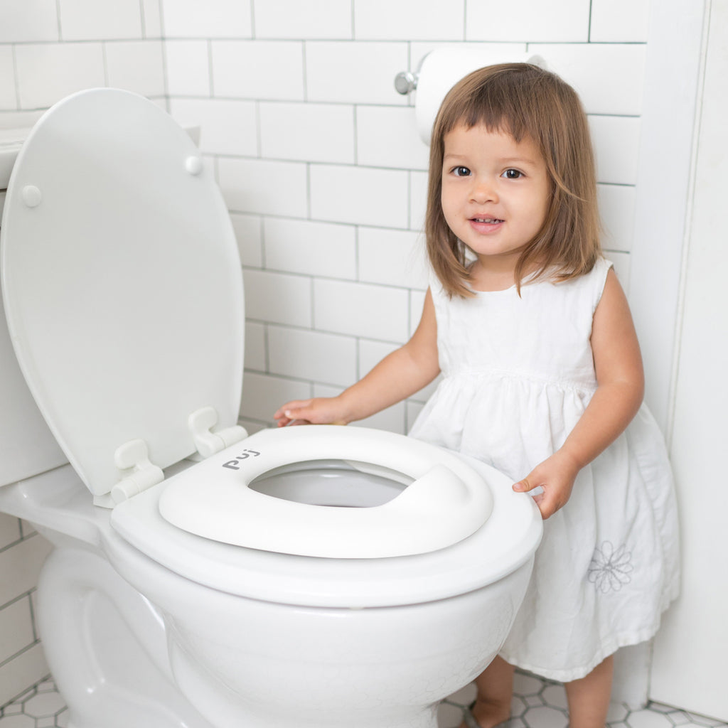 Puj Easy Seat - Toilet Trainer - Bath - Puj | Simplifying Parenthood