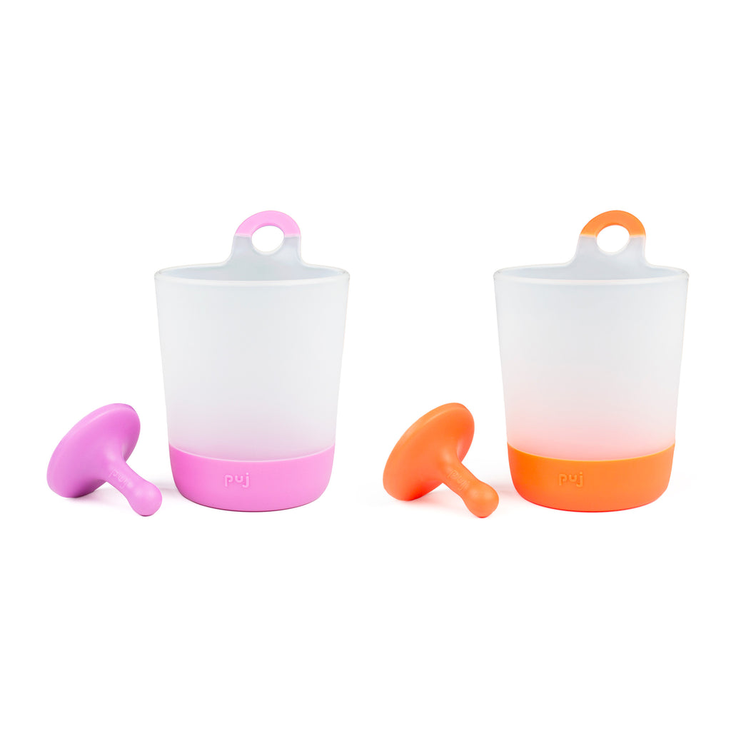Puj PhillUp - Hangable Kids Cups (2-Pack) - Meal - Puj | Simplifying Parenthood