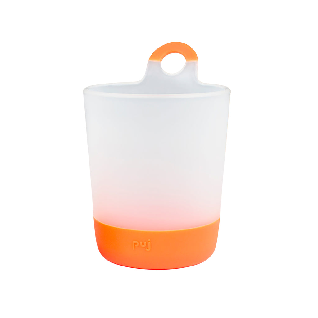 Hanging Cup Replacement Cup in Tangerine